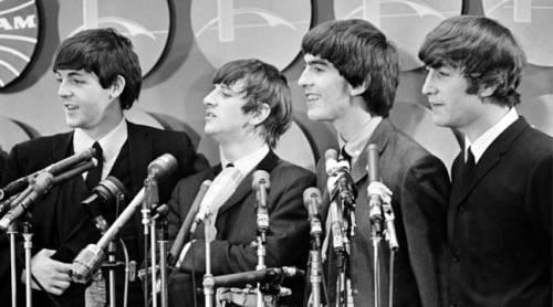 McCartney Starr Harrison Lennon