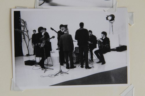 Unseen photos of the Beatles