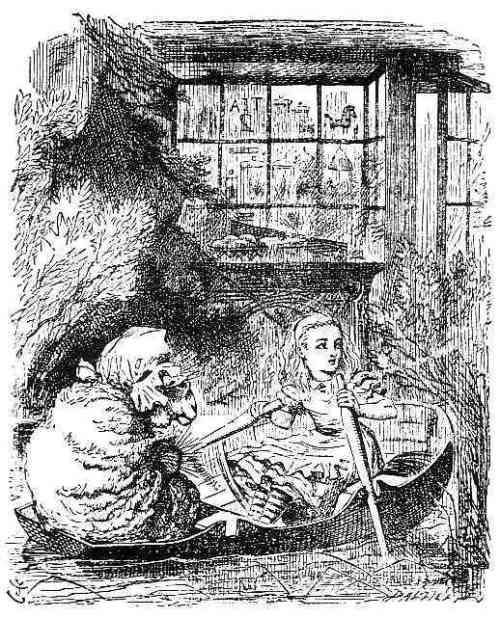 Alice e o carneiro